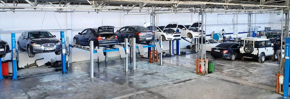 Garantili Komple Motor Revizyonu Merkezimiz Açılmıştır!